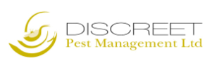 Discreet Pest Management Ltd. Logo